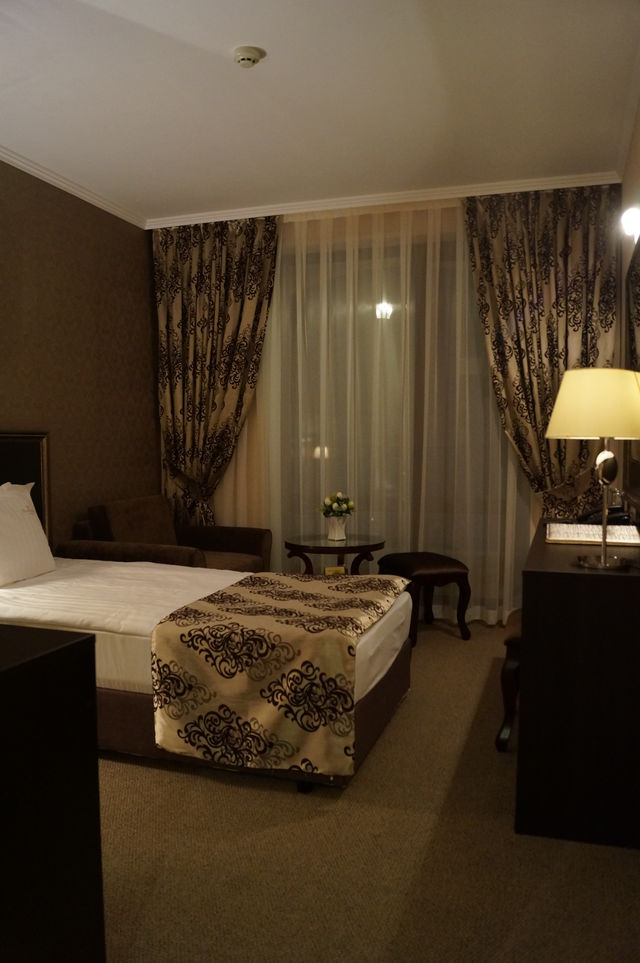 Diamant Residence Hotel & Spa - SGL room